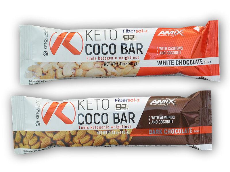 Keto COCO Bar 40g