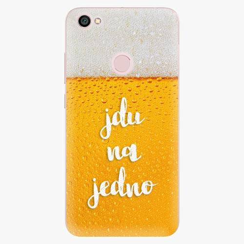 Plastový kryt iSaprio - Jdu na jedno - Xiaomi Redmi Note 5A / 5A Prime