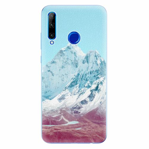 Silikonové pouzdro iSaprio - Highest Mountains 01 - Huawei Honor 20 Lite