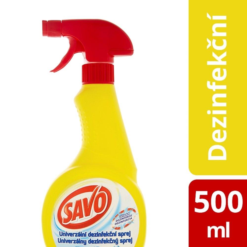 Univerzální dezinfekční sprej 500 ml