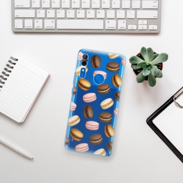 Odolné silikonové pouzdro iSaprio - Macaron Pattern - Huawei P Smart Z