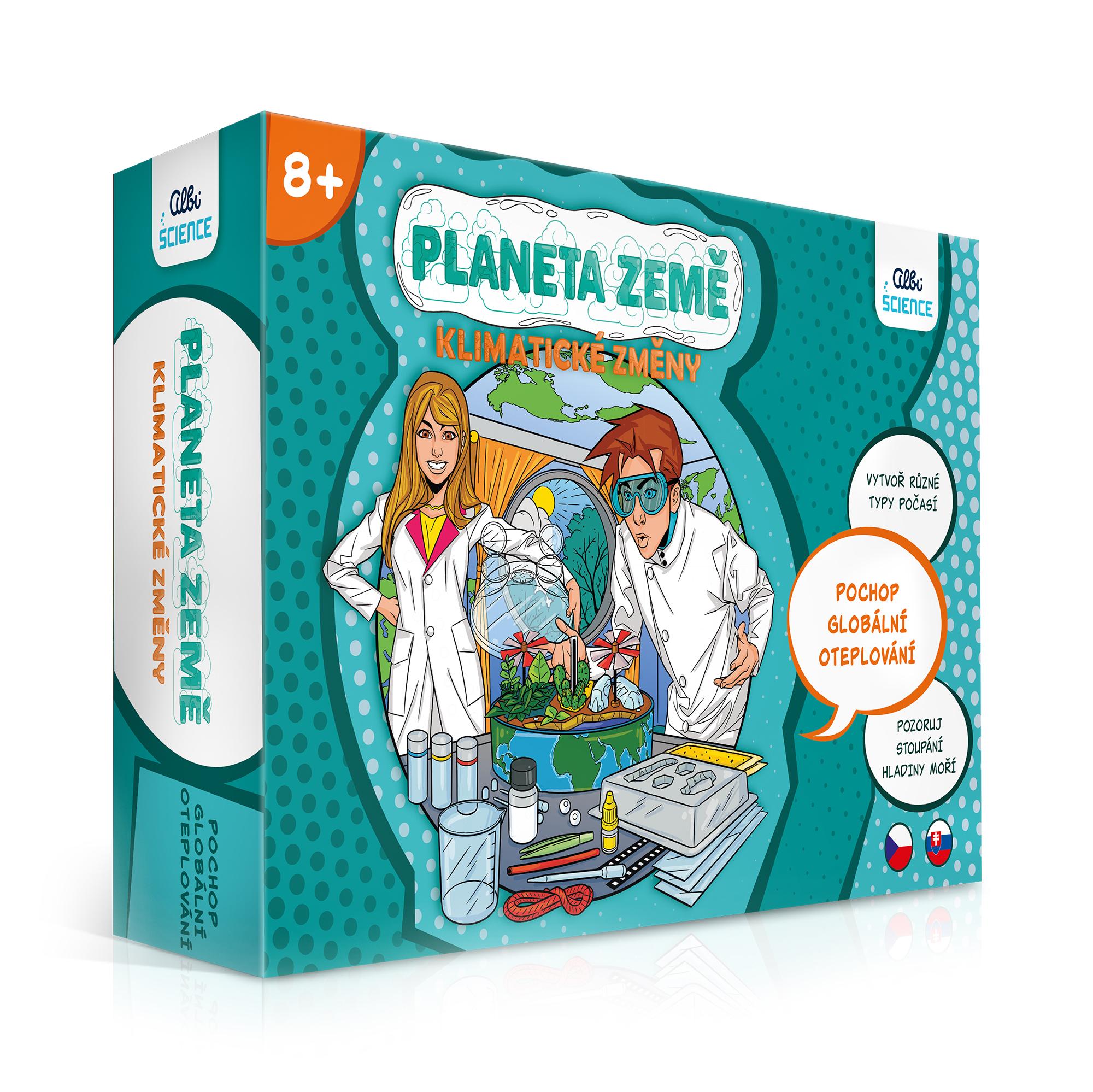 Planeta Země - Klimatické změny