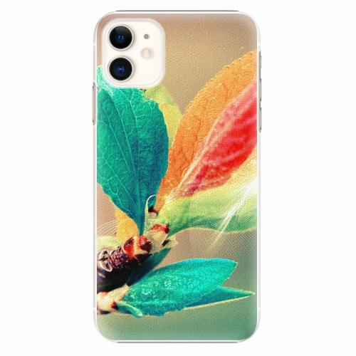 Plastový kryt iSaprio - Autumn 02 - iPhone 11