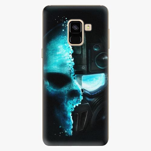 Plastový kryt iSaprio - Roboskull - Samsung Galaxy A8 2018