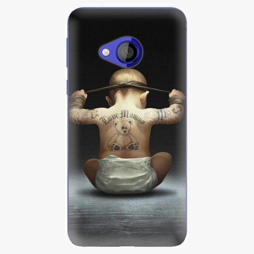 Plastový kryt iSaprio - Crazy Baby - HTC U Play