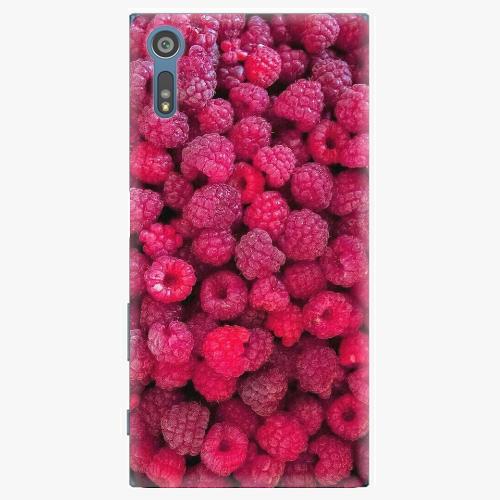 Plastový kryt iSaprio - Raspberry - Sony Xperia XZ