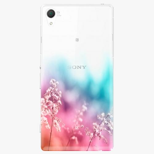 Plastový kryt iSaprio - Rainbow Grass - Sony Xperia Z2
