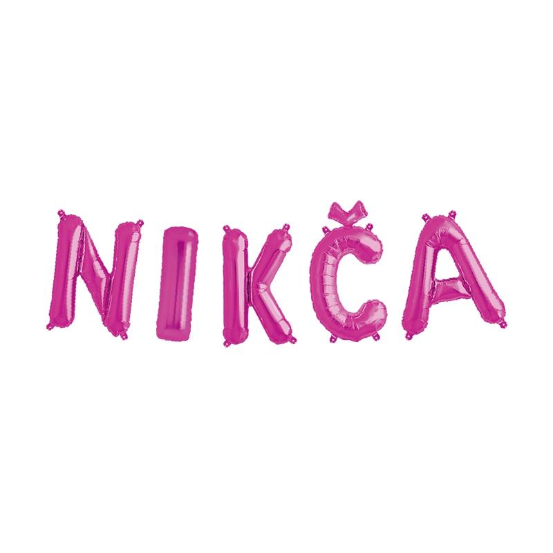 Nafukovačka - Nikča