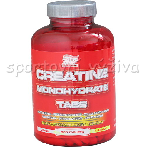ATP Creatine Monohydrate 300 - tablet-citron