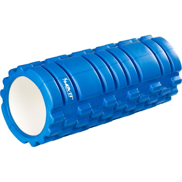 Posilovací masírovací válec - FITNESS ROLLER MOVIT modrá