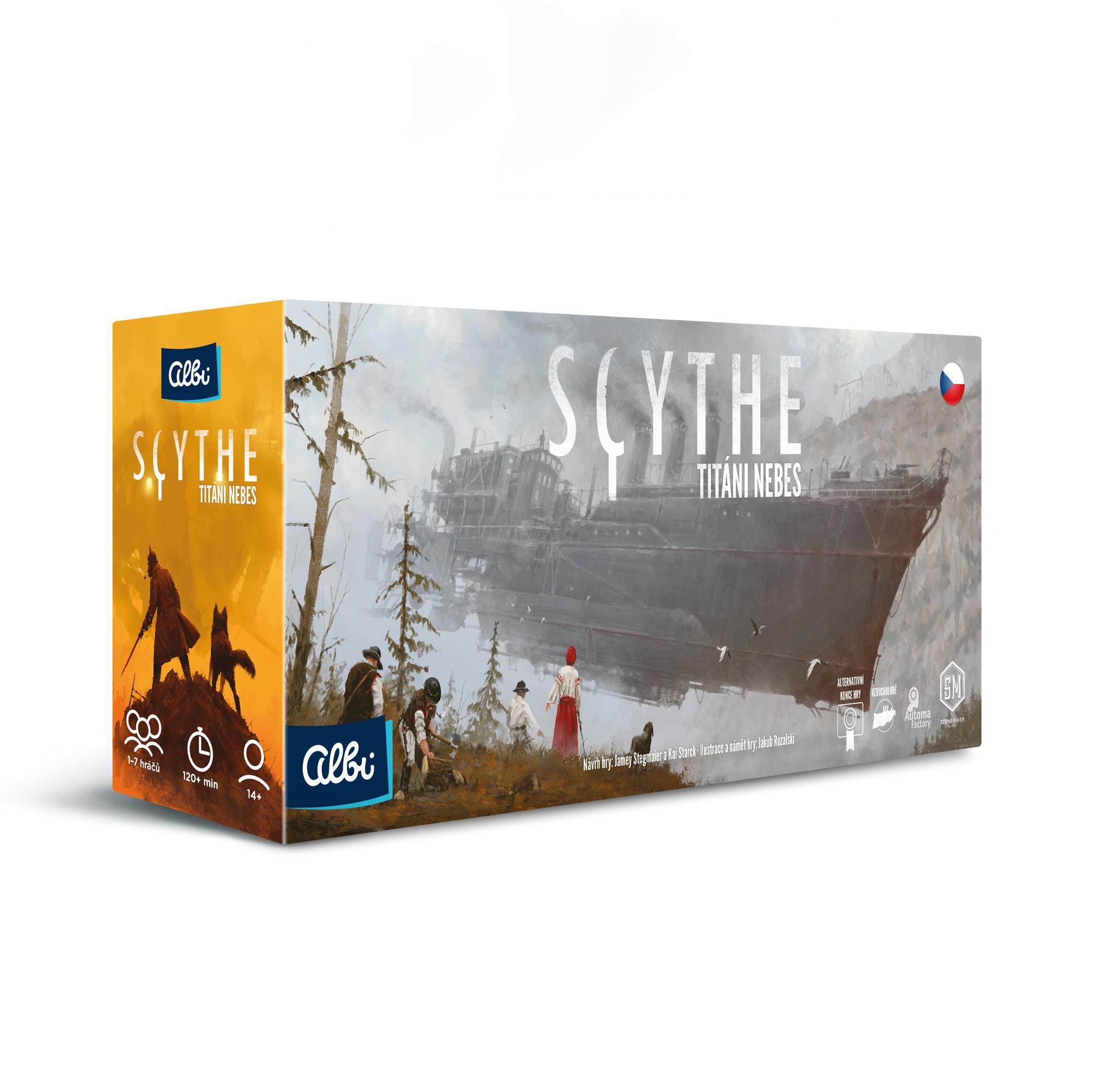 Scythe - Titáni nebes