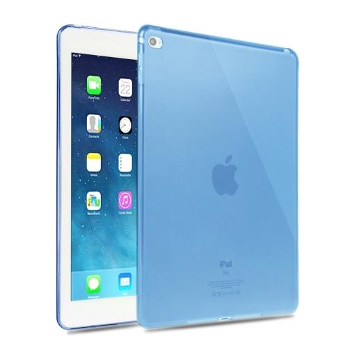 Pružný kryt HAWEEL Slim pro iPad Air 2 modrý