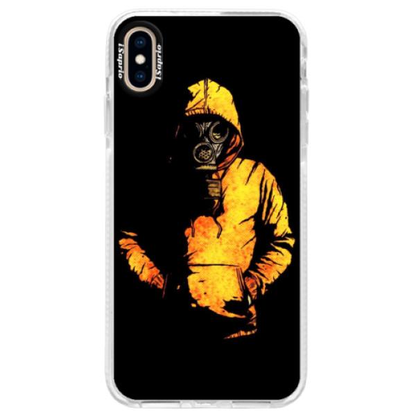 Silikonové pouzdro Bumper iSaprio - Chemical - iPhone XS Max