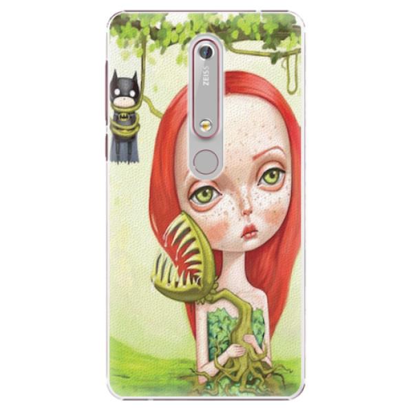 Plastové pouzdro iSaprio - Poison - Nokia 6.1