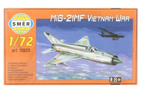 MiG-21 MF Vietnam War 1:72