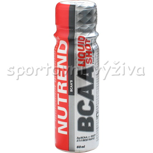 BCAA Liquid Shot 2:1:1 60ml akce