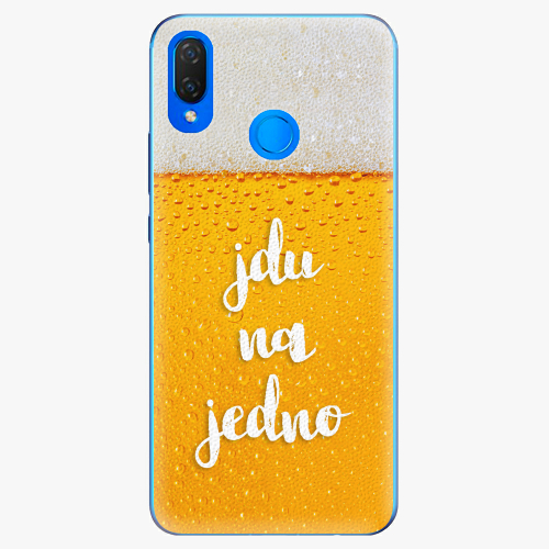 Plastový kryt iSaprio - Jdu na jedno - Huawei Nova 3i