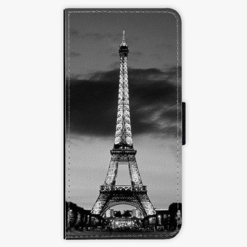 Flipové pouzdro iSaprio - Midnight in Paris - Samsung Galaxy A3 2017