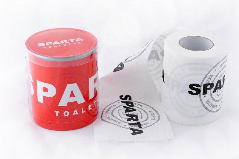 Toaletní papír - Sparta