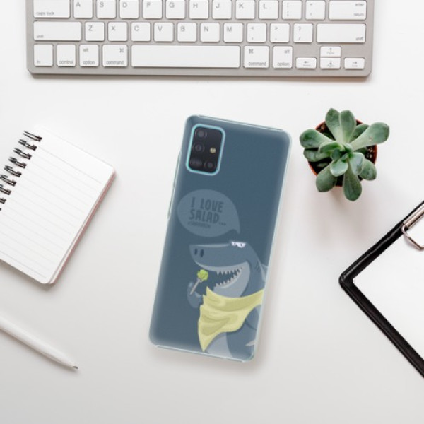 Plastové pouzdro iSaprio - Love Salad - Samsung Galaxy A51