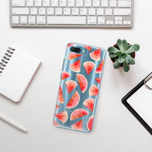 Plastové pouzdro iSaprio - Melon Pattern 02 - Huawei Honor 10