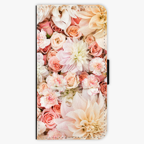 Flipové pouzdro iSaprio - Flower Pattern 06 - Sony Xperia X Compact