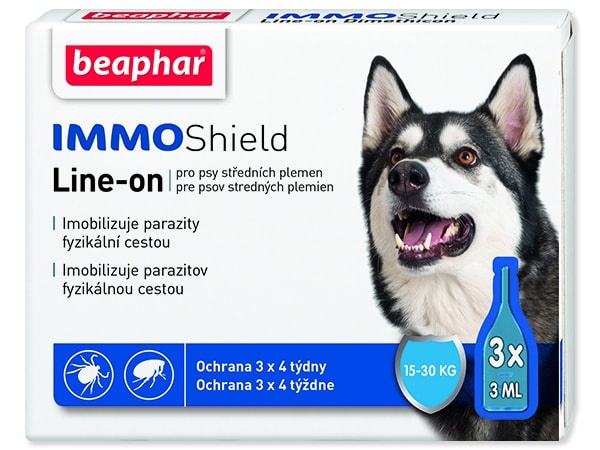 BEAPHAR Line-on IMMO Shield pro psy M 9ml