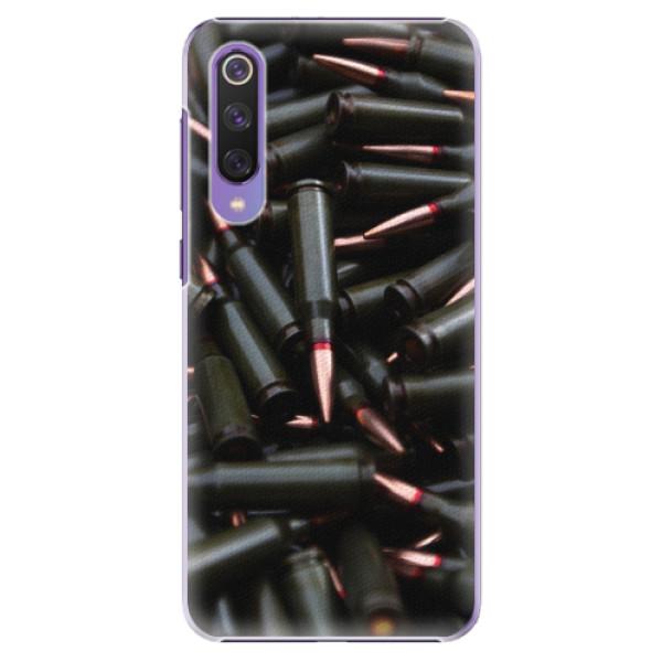 Plastové pouzdro iSaprio - Black Bullet - Xiaomi Mi 9 SE