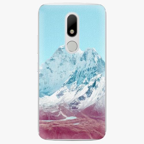 Plastový kryt iSaprio - Highest Mountains 01 - Lenovo Moto M