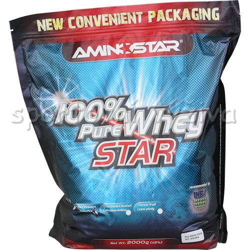 100% Pure Whey Star
