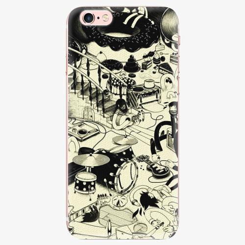 Plastový kryt iSaprio - Underground - iPhone 7