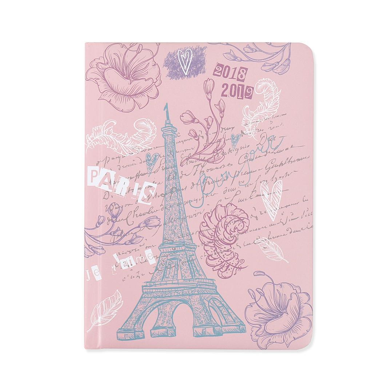 18 měsíční diář - Eiffel