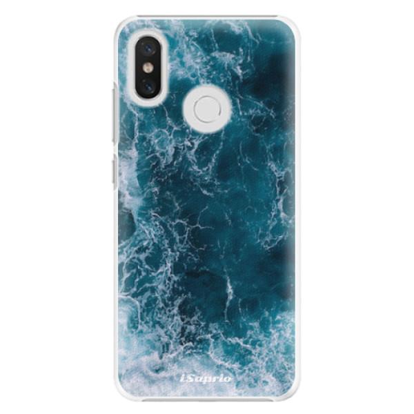 Plastové pouzdro iSaprio - Ocean - Xiaomi Mi 8