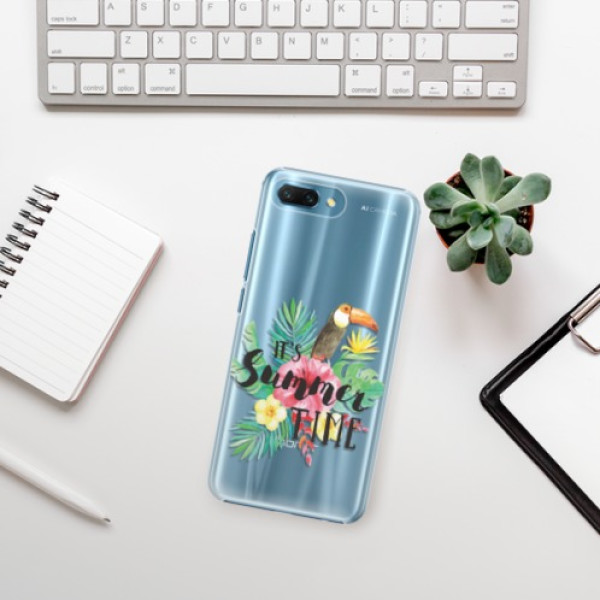 Plastové pouzdro iSaprio - Summer Time - Huawei Honor 10