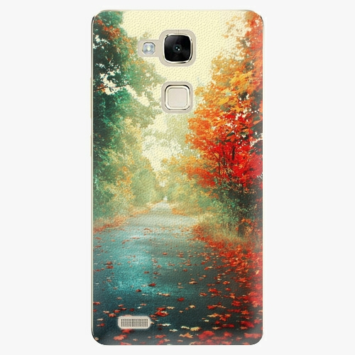Plastový kryt iSaprio - Autumn 03 - Huawei Mate7