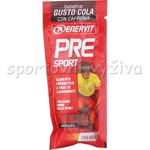 Enervit Pre Sport Cola + Kofein 45g
