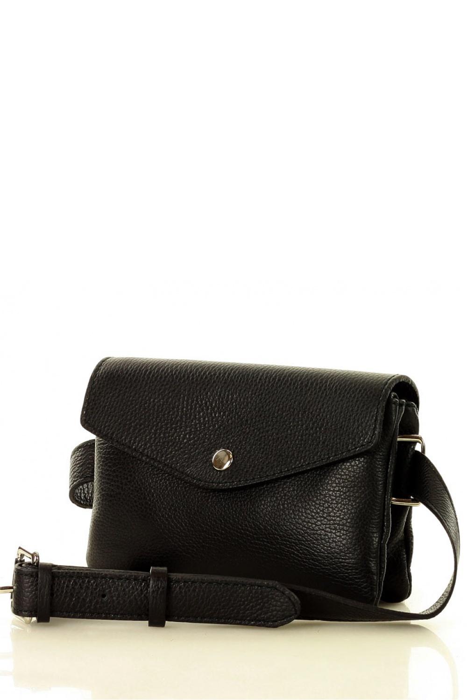 Přírodní kožená taška model 136615 Mazzini - UNI velikost
