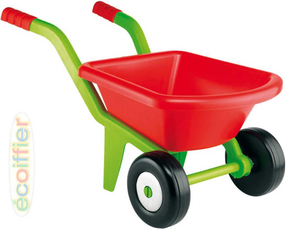 ECOIFFIER Kolečko (kolečka) zahradní 2 kolečka