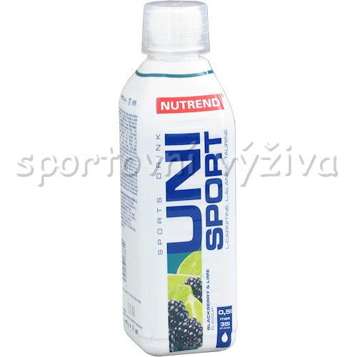 UNIsport - 500ml-malina-brusinka