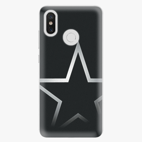 Plastový kryt iSaprio - Star - Xiaomi Mi 8