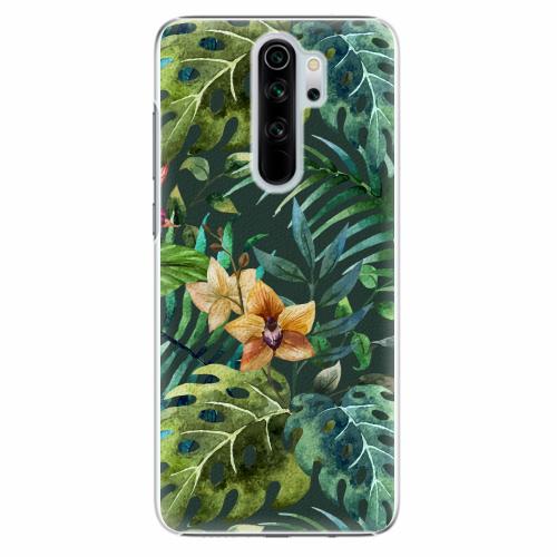 Plastový kryt iSaprio - Tropical Green 02 - Xiaomi Redmi Note 8 Pro