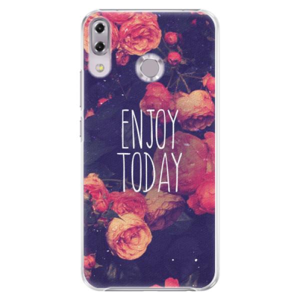 Plastové pouzdro iSaprio - Enjoy Today - Asus ZenFone 5Z ZS620KL