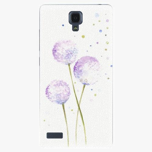 Plastový kryt iSaprio - Dandelion - Xiaomi Redmi Note