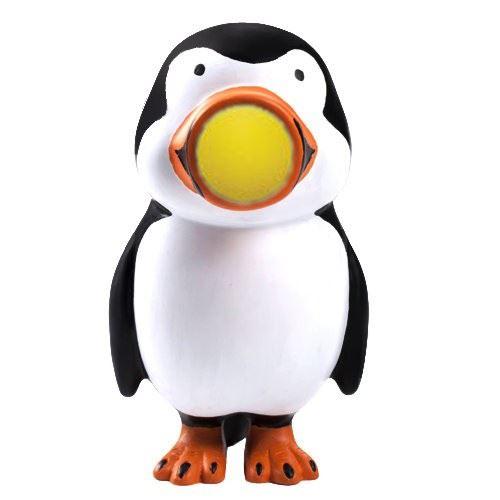 Střílející zvířátko - tučňák