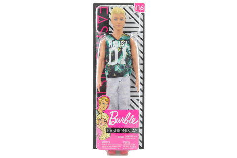 Barbie Model Ken 116