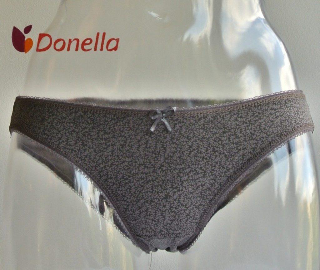 Dámské kalhotky Donella Paula - mocca - 2XL