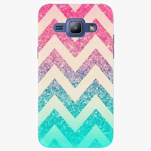 Plastový kryt iSaprio - Zig-Zag - Samsung Galaxy J1