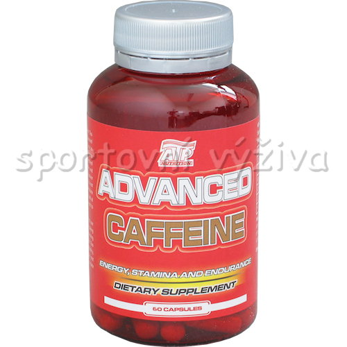 Advanced Caffeine 60 kapslí