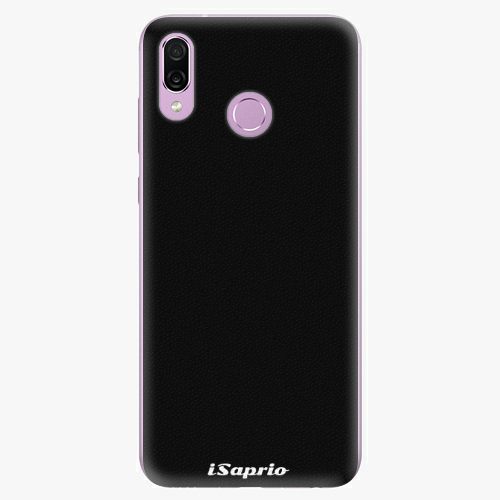 Silikonové pouzdro iSaprio - 4Pure - černý - Huawei Honor Play
