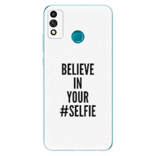 Odolné silikonové pouzdro iSaprio - Selfie - Honor 9X Lite